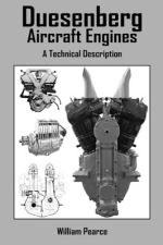 Duesenberg Aircraft Engines