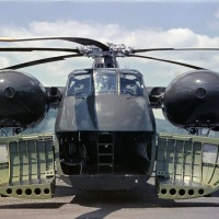 Sikorsky S-56 (CH-37 Mojave/Deuce) Helicopter