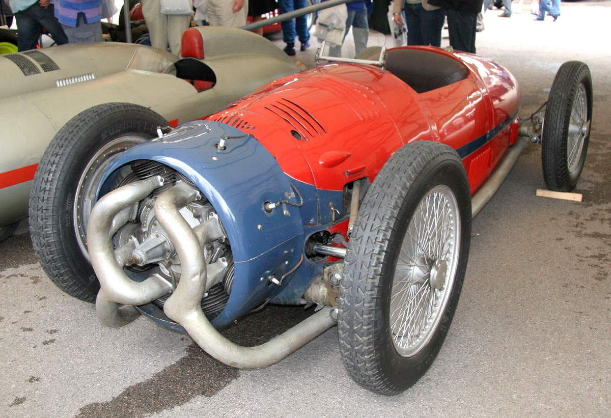 565225656 Monaco Trossi 1935 Grand Prix Racer | Old Machine Press