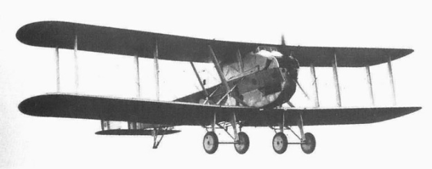 The first Blackburn Cubaroo (N166) in flight. The 1,000 hp Cub seemed to be quite adequate for the aircraft.