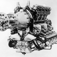 Napier Cub (E66) - First 1,000 hp Aircraft Engine