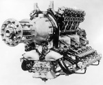 Napier Cub E66 engine