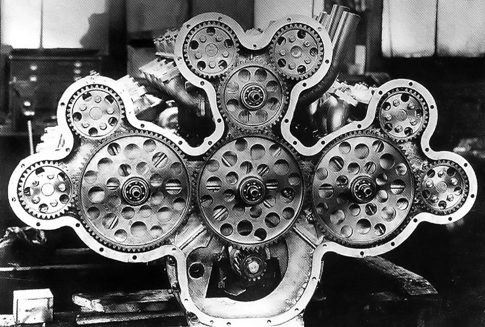 Duesenberg W 24 Marine Engine Old Machine Press