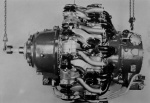 The 22-Cylinder Wright R-4090 engine. (Aircraft Engine Historical Society image)