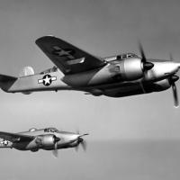 Beech Aircraft Company XA-38 Grizzly