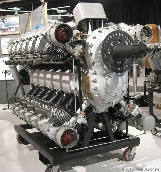 Allison X-4520 RRHTAB front