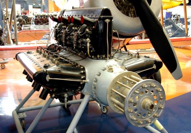 Hispano-Suiza 18Sbr Musée de l'Air et de l'Espace