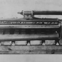 Miller 1,113 cu in V-16 Marine Engine