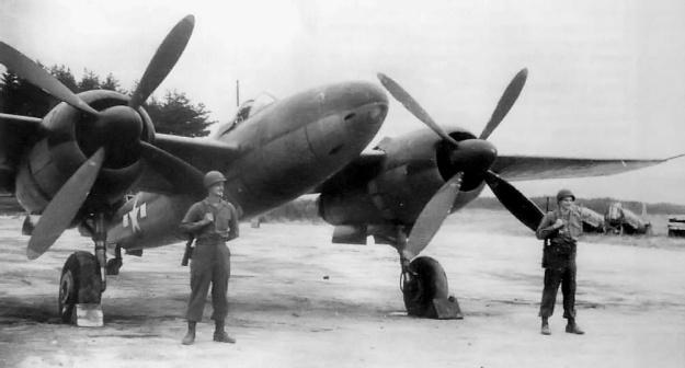 Mitsubishi Ki-83 guard