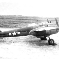 Mitsubishi Ki-83 Heavy Fighter