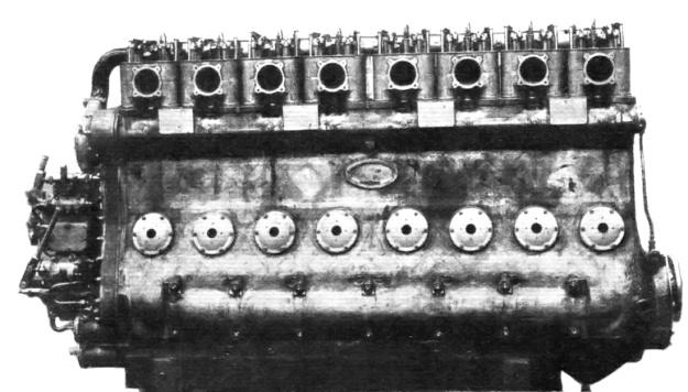 Beardmore Tornado Mk I