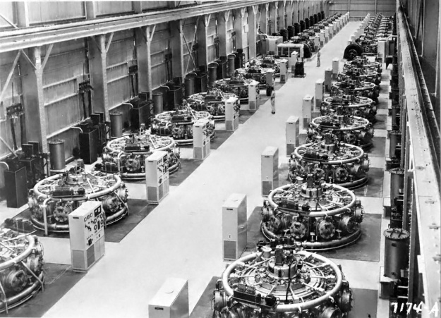Nordberg 11-cylinder radial engines Alcoa