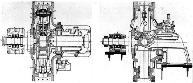 Michel 2-cylinder rotary B