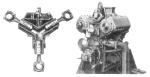 Michel 3-cylinder