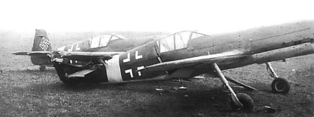 Skoda-Kauba SK 257 accident