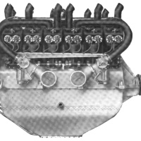 Lancia Tipo 4 and Tipo 5 V-12 Aircraft Engines