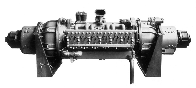 Hispano-Suiza Type 86 engine