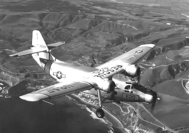 Northrop YC-125 air
