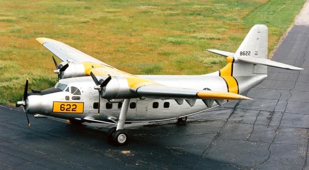 Northrop YC-125B NMUSAF