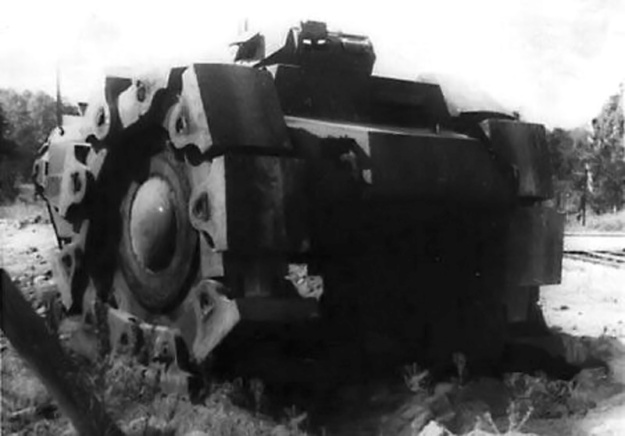 Alkett VsKfz 617 NK-101 front