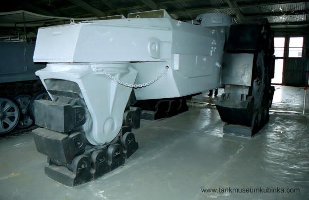 Alkett VsKfz 617 NK-101 Kubinka rear