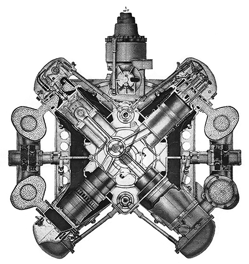 The Propeller Shaft Drive is