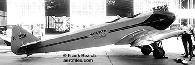 Marchetti MP M-II Arrow