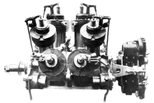 REP 10-cylinder side