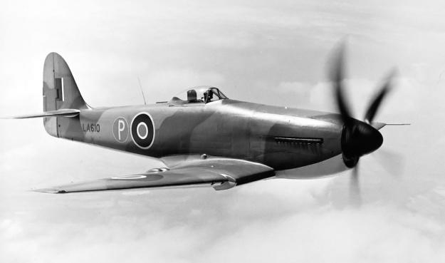 Hawker Fury Sabre LA610