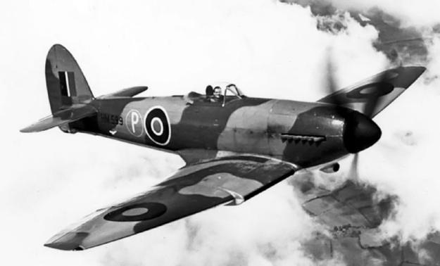 Hawker Tempest I HM599