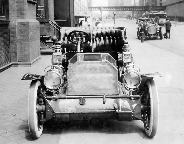 Christie 1906 touring car