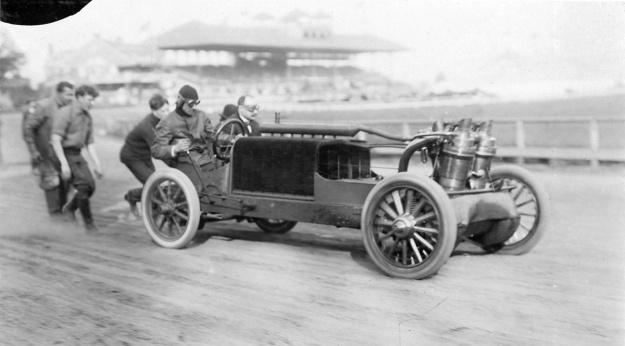 Christie 1906 V-4 push Empire