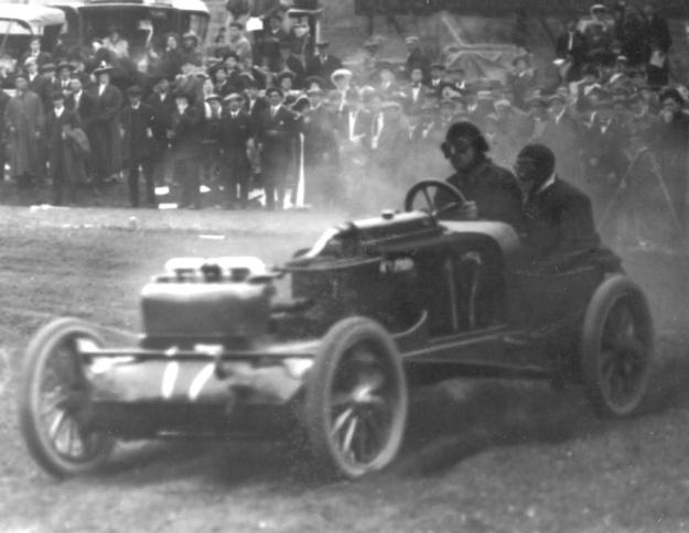 Christie 1906 Vanderbilt