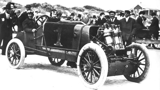 Christie 1907 V-4 Blakely Ormond