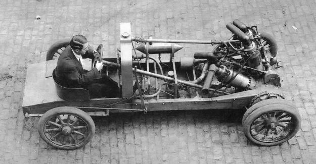 Christie 1907 V-4 late