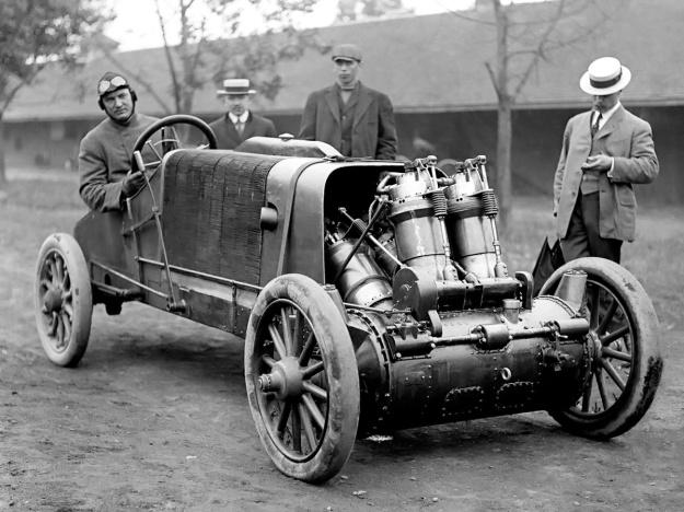 Christie 1907 V-4 Oldfield
