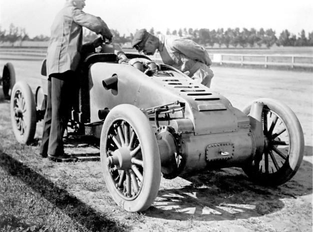 Christie 1909 V-4 racer