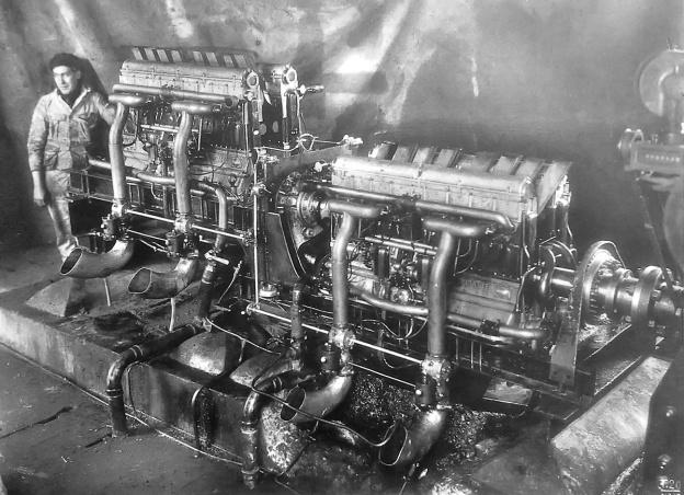Breguet-Bugatti 32A test