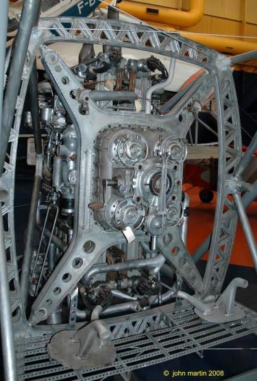 Breguet-Bugatti 32B rear