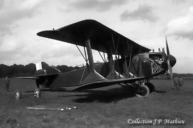 Breguet Type XXI and 32B