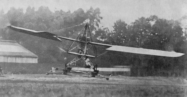 Brennan Helicopter flight
