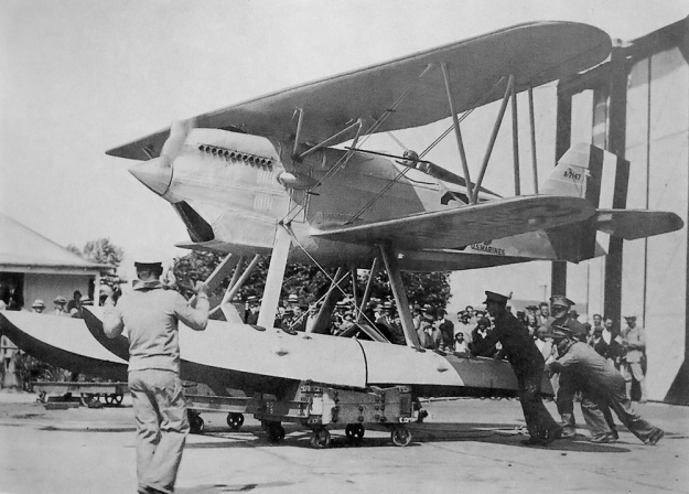 Curtiss F6C-3 Marine Race Page