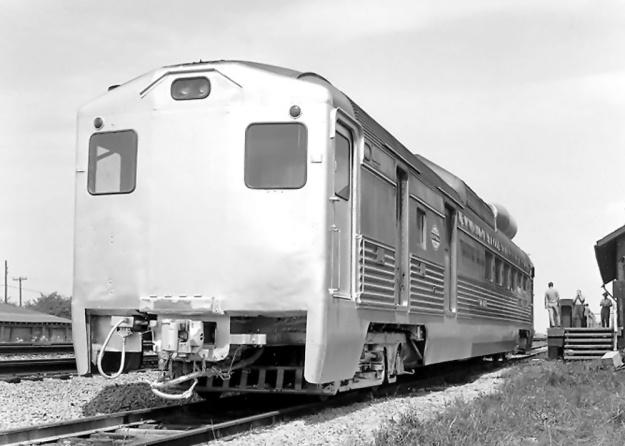 NYC M-497 rear
