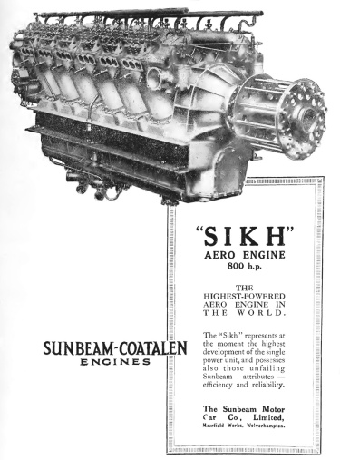 Sunbeam Sikh I Ad copy