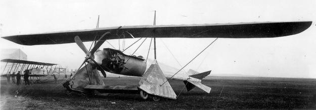 Coanda 1911 Monoplane front