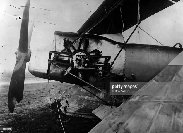 Coanda 1911 Monoplane Getty