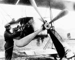 Coanda 1911 Monoplane prop