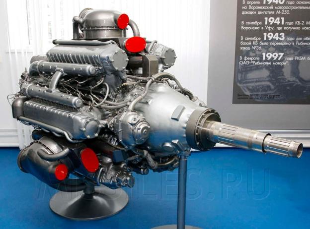 Dobrynin VD-4K CPO Saturn