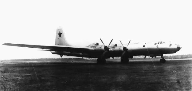Tupolev Tu-85