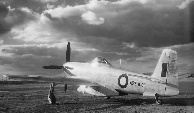 CAC CA-15 rear
